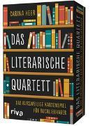 Cover-Bild zu Das literarische Quartett von Heer, Carina