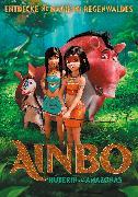 Cover-Bild zu Ainbo - Hüterin des Amazonas (DVD) von Jose Zelada (Reg.)