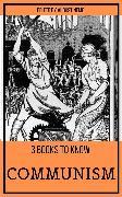 Cover-Bild zu Engels, Friedrich: 3 books to know Communism (eBook)