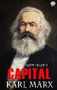 Cover-Bild zu Marx, Karl: Capital (Illustrated) (eBook)