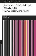 Cover-Bild zu Marx, Karl: Manifest der Kommunistischen Partei