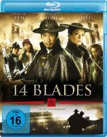 Cover-Bild zu Kwong, Abe: 14 Blades