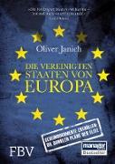 Cover-Bild zu Janich Oliver: Die vereinigten Staaten von Europa (eBook)