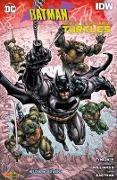 Cover-Bild zu Tynion IV, James: Batman/Teenage Mutant Ninja Turtles: Helden in der Krise