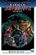 Cover-Bild zu Tynion Iv, James: Batman: Detective Comics Vol. 1: Rise of the Batmen (Rebirth)