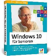 Cover-Bild zu Windows 10 für Senioren von Rieger, Jörg