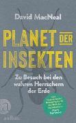 Cover-Bild zu Planet der Insekten von MacNeal, David