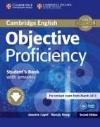 Cover-Bild zu Cambridge English Objective Proficiency. Student's Book von Capel, Annette