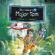 Cover-Bild zu Flessner, Bernd: Der kleine Major Tom. Hörspiel 8: Verloren im Regenwald (Audio Download)