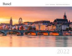 Cover-Bild zu Cal. Basel 2022 Ft. 40x31