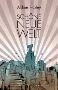Cover-Bild zu Huxley, Aldous: Schöne Neue Welt