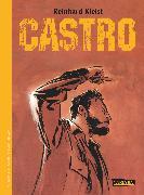 Cover-Bild zu Kleist, Reinhard: Graphic Novel paperback: Castro