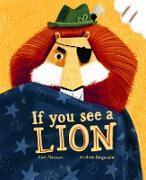 Cover-Bild zu Newson, Karl: If You See a Lion (eBook)