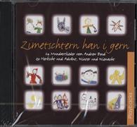 Cover-Bild zu Zimetschtern han i gern. Playback-CD