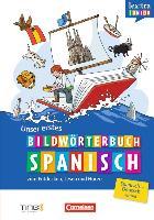 Cover-Bild zu Unser erstes Bildwörterbuch Spanisch