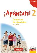 Cover-Bild zu ¡Apúntate! 2. Cuaderno de ejercicios. Lehrerfassung von Kolacki, Heike