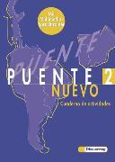 Cover-Bild zu Puente Nuevo 2. Cuaderno de actividades von Pérez, Petronilo