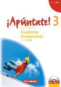 Cover-Bild zu ¡Apúntate! 3. Cuaderno de ejercicios. Lehrerfassung von Lützen, Ulrike
