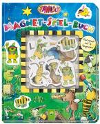Cover-Bild zu Janosch Magnet-Spiel-Buch von Janosch (Illustr.)