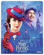 Cover-Bild zu Mary Poppins Rückkehr - 2D - Steelbook