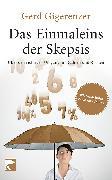 Cover-Bild zu Das Einmaleins der Skepsis von Gigerenzer, Gerd