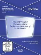 Cover-Bild zu Plananalyse und Motivorientierte Beziehungsgestaltung in der Praxis (DVD 16) von Fliegel, Steffen (Hrsg.)