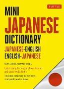 Cover-Bild zu Mini Japanese Dictionary (eBook) von Takeyama, Taeko (Überarb.)