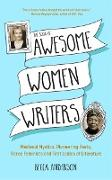 Cover-Bild zu Book of Awesome Women Writers (eBook) von Anderson, Becca