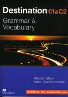 Cover-Bild zu Destination C1&C2 Upper Intermediate Student Book -key von Mann, Malcolm
