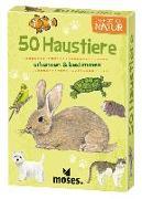 Cover-Bild zu Expedition Natur 50 Haustiere