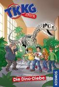 Cover-Bild zu TKKG Junior, 8, Die Dino-Diebe