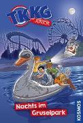 Cover-Bild zu TKKG Junior, 7, Nachts im Gruselpark