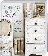Cover-Bild zu Country Brocante Style
