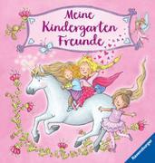 Cover-Bild zu Meine Kindergartenfreunde: Einhorn