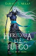 Cover-Bild zu Heredera del fuego / Heir of Fire von Maas, Sarah J.