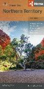 Cover-Bild zu Northern Territory Handy Map 1 : 750 000. 1:1'750'000