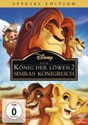 Cover-Bild zu Der König der Löwen 2 - Simbas Königreich von Darrell, Rooney (Reg.)