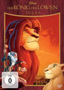 Cover-Bild zu Der König der Löwen 1-3 von Allers, Roger (Reg.)