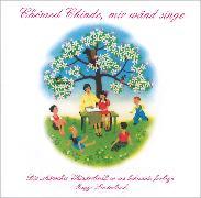Cover-Bild zu Chömed Chinde, mir wänd singe. Audio CD