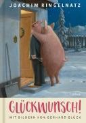 Cover-Bild zu Ringelnatz, Joachim: Glückwunsch!