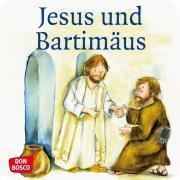 Cover-Bild zu Jesus und Bartimäus von Brandt, Susanne