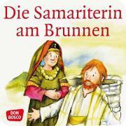 Cover-Bild zu Die Samariterin am Brunnen von Brandt, Susanne
