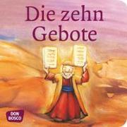 Cover-Bild zu Die zehn Gebote von Brandt, Susanne