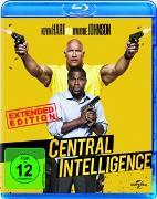 Cover-Bild zu Central Intelligence - Extended Edition von Jason Bateman (Schausp.)