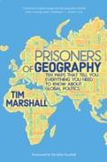 Cover-Bild zu Prisoners of Geography (eBook) von Marshall, Tim