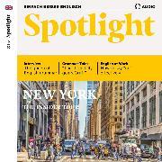Cover-Bild zu Englisch lernen Audio - Insidertour New York (Audio Download) von Verlag, Spotlight