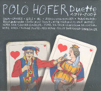 Cover-Bild zu Polo Hofer Duette 1977-2007 von Hofer, Polo (Sänger)