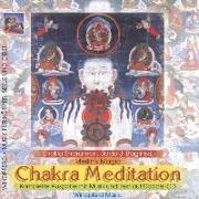 Cover-Bild zu Chakra Meditation von Sharamon, Shalila