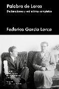 Cover-Bild zu Palabra de Lorca (eBook) von Lorca, Federico García