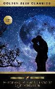 Cover-Bild zu 50 Poemas De Amor Clásicos Que Debes Leer (Golden Deer Classics) (eBook) von Lorca, Federico García